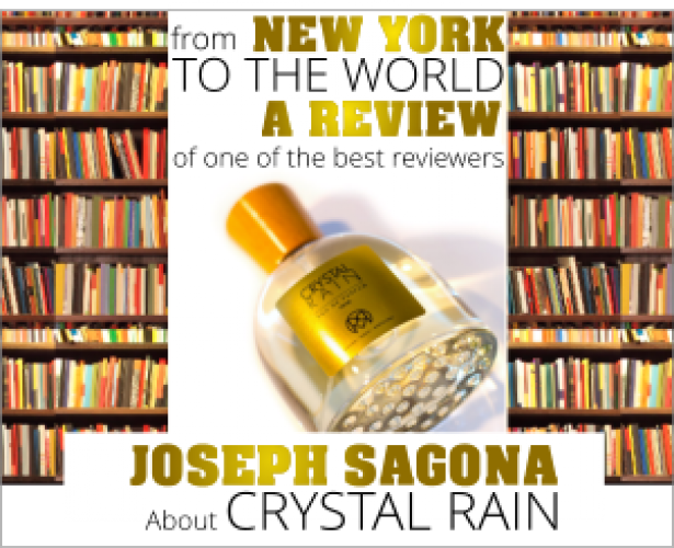 Renier Perfumes Crystal Rain vy Joseph Sagona