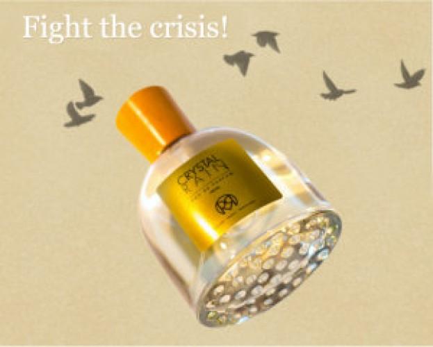 Renier Perfumes CRYSTAL RAIN: от хвойных смол к сладковато-пудровой амбре...