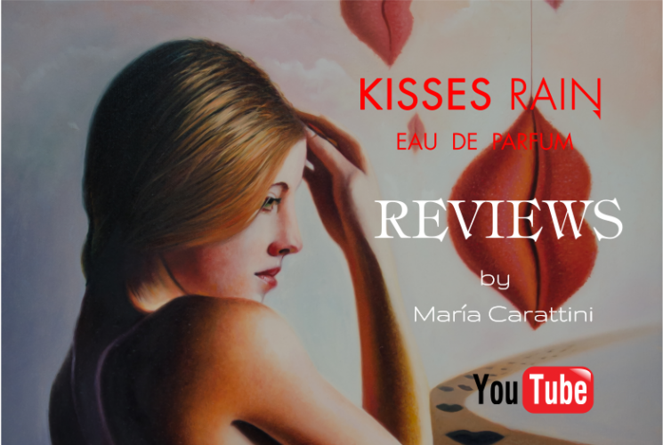 Kisses Rain Review by Maria Carattini