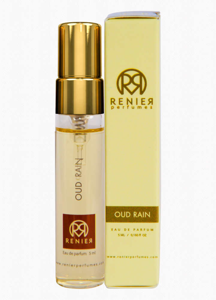 Oud Rain Travel Spray
